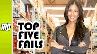 Top 5 Chemistry Fails by the Food Babe - Jeff Holiday Guest Video