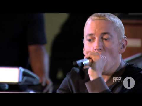 Eminem - Berzerk Live For BBC Radio 1