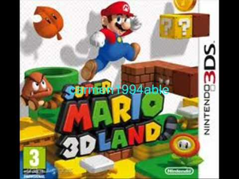 Super Mario 3D Land 3DS Special World 3 Musica