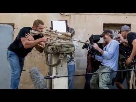 "Creating Michael Bay's War Drama ""13 HOURS"": Cameras, Lenses, GoPros, Drones...."