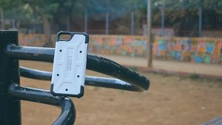 UAG Pathfinder Case for iPhone 6/6S/7 Review feat. DJI Phantom 4!