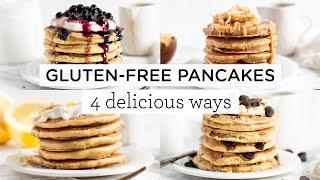 The BEST Gluten-Free Pancake Recipe EVER! ????