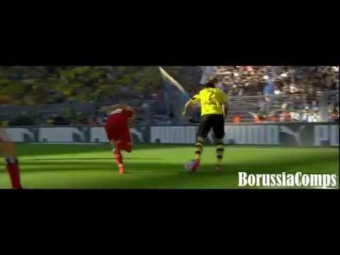Shinji Kagawa vs HSV Hamburg 04.10.2014 | HD 720p