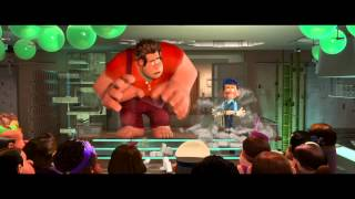 Wreck-It Ralph - Wreck-It Ralph: Movie Review for Kids and Parents