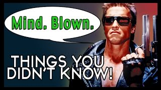 7 Things You Didn't Know About Terminator