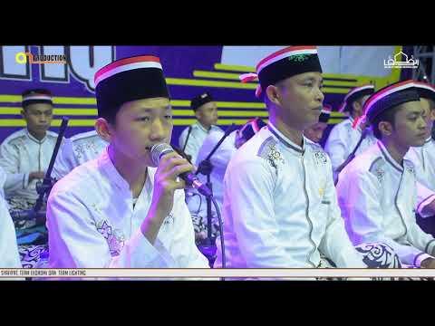 Duet 2F Di Tabligh Akbar ( Fany Fauzan Feat Faiz Adamy) Ikhtiar - Majelis Attaufiq |Lirik Ach.Tumbuk