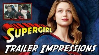 Supergirl (CBS) First Look - Reaction & Impressions