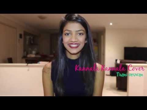 Kannala Kannala Cover | Thani Oruvan | Hip Hop Tamizha