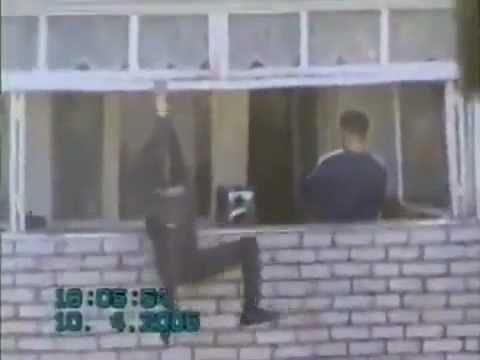 TV jaja - Rosyjskie party na balkonie