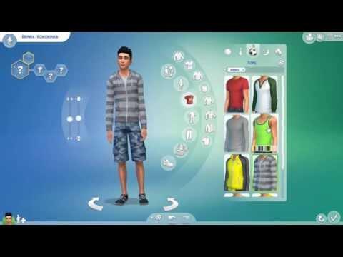 The Sims 4 (CAS) Demo - Simself