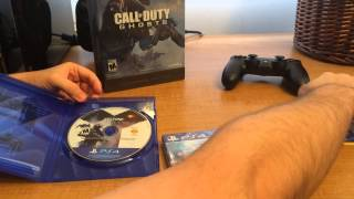 Unboxing Killzone Shadowfall and Knack / Plus a Giveaway