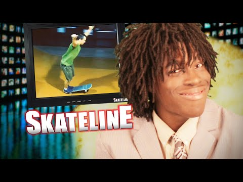 SKATELINE - Trevor Colden, Riley Hawk, Kyle Leeper, Auby Taylor, Real Hoverboard & more