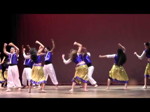 Aluminati perfomance at Bollywood America 2014