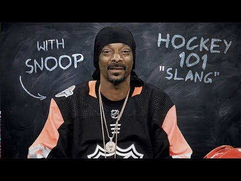 "Hockey 101 with Snoop Dogg | Ep 2:  ""Slang"""
