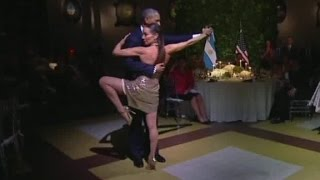 Watch the Obamas dance the tango in Argentina
