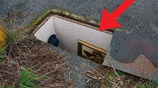 7 Quartos SECRETOS encontrados em casas