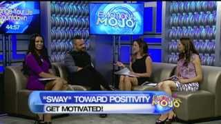 """Sway"" Towards Positivity with Lead Singer of Blue October- Justin Furstenfeld"