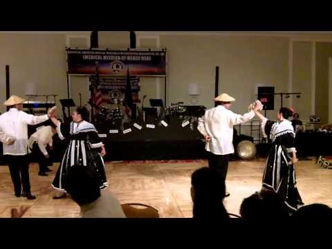 Jota Manilena - Filipino Folk Dance video