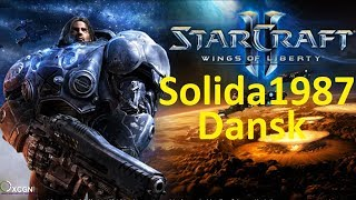 StarCraft II Let's Play Wings of liberty EP-01 (Dansk)