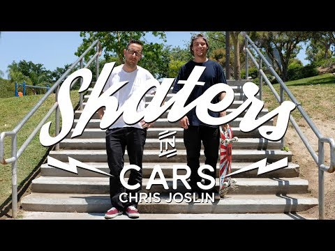 Skaters In Cars: Chris Joslin | X Games