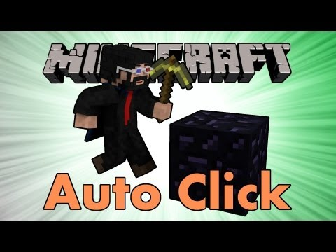 Minecraft Mods : Smart Auto Clicker [1.5.2] [Risugami's Modloader]