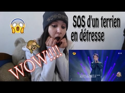 Димаш Кудайбергенов - SOS d'un terrien en détresse(I am a singer) _ REACTION