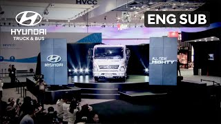 Hyundai - All New MIGHTY Launch Performance - 2015 Seoul Motor Show