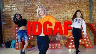 "Download Lagu ""IDGAF"" | Rumer Noel Choreo |  @DUALIPA Gratis STAFABAND"