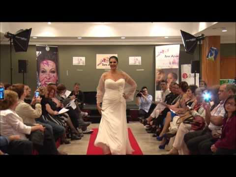 Pasarela Gala  fin de curso Tere Afán Estudio de Imagen y Maquillaje Profesional.