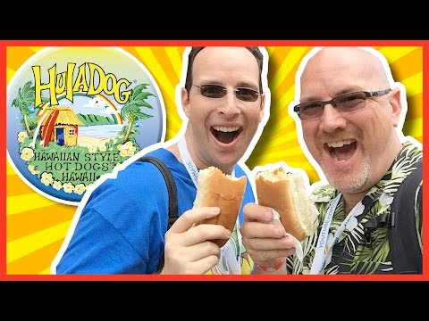 Hula dog - Food Truck Review with Special guest Ian Keiner from