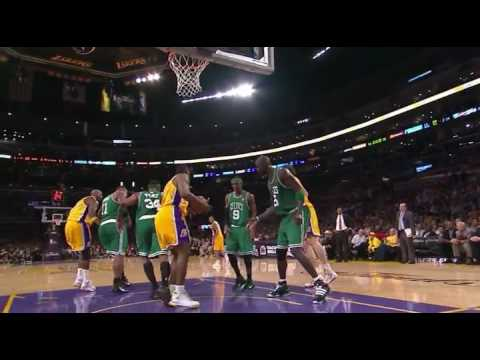 2010 NBA Finals - Lakers Highlights vs Celtics Game 6 [Kobe 26 points]