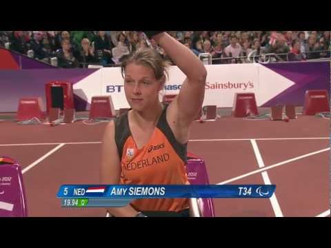 Athletics - 31-Aug-2012 - Evening - Part One - London 2012 Paralympic Games
