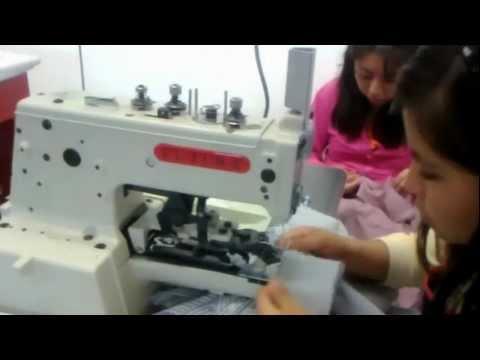 Máquina de Coser Futura Modelo GT660 para Pegar Botón de