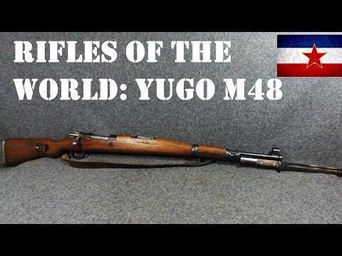 Rifles of the World: Yugoslavian M48 Mauser Rifle