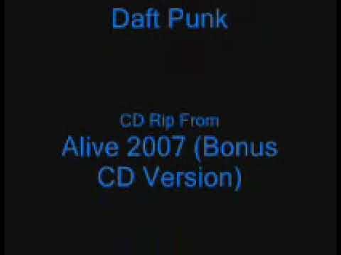 Touch It / Technologic - Alive 2007 (Bonus CD) - Daft Punk