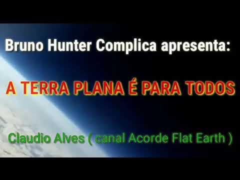 02 TERRA PLANA É PARA TODOS - Entrevista com Cláudio do Acorde Flat Earth