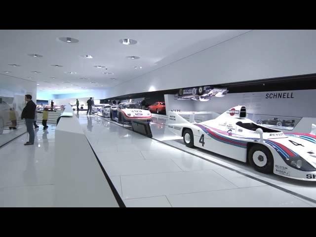 Visit the Porsche Museum in Stuttgart - YouTube