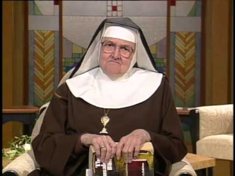 Mother Angelica Live Classic -  Wisdom - 1995-9-5