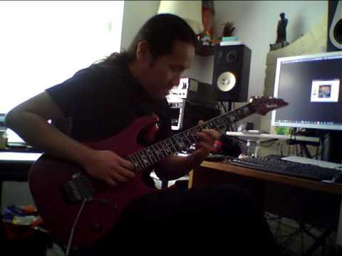 Herman Li - Quick Improvised Guitar Solo