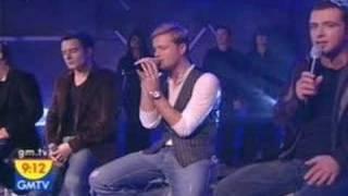 Westlife - The Rose [LK Today 10-10-2006]