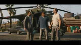 GTA V - Official Trailer 2