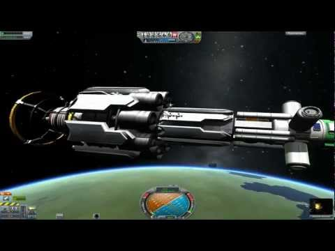 Kerbal Space Program 0.18.4 #3 - Unveiling The Osiris I.C.V