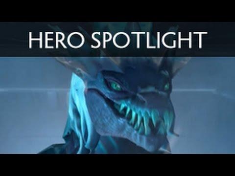 Dota 2 Hero Spotlight - Winter Wyvern