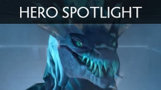 Dota 2 Hero Spotlight - Winter Wyvern