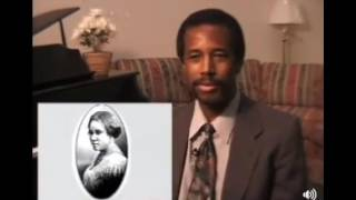 Ben Carson Gives Amazing Black History Lesson