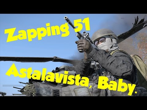DayZ Standalone Zapping #51 Brain + Puissance = U are dead.