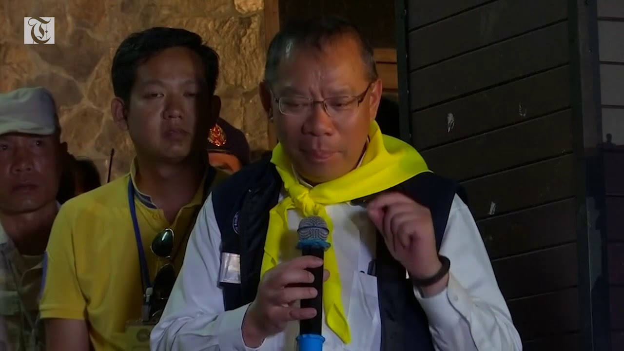 """Oxygen """"biggest obstacle"""" in cave rescue"""