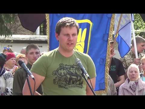 На місце Мирослава Мисли стали тисячі молодих українських націоналістів, ‒ Володимир Назаренко