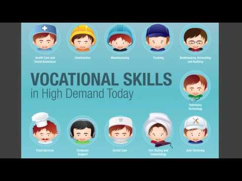 Vocational Education is an Option | Nisha Choksi | TEDxCranbrookSchoolsWomen