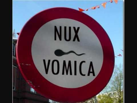Sunday morning ( I hate you ) Nux Vomica